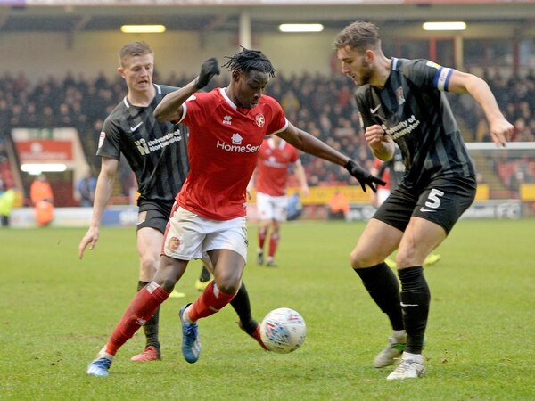 Walsall striker Elijah Adebayo told: Prove it's not a fluke