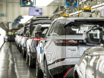 24 workers test positive for virus at JLR plant