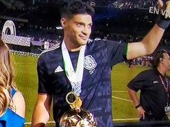 Wolves' Raul Jimenez player of the tournament as Mexico win the Gold Cup