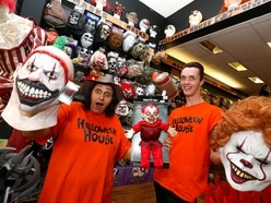 Spooky store pops up at intu Merry Hill for Halloween