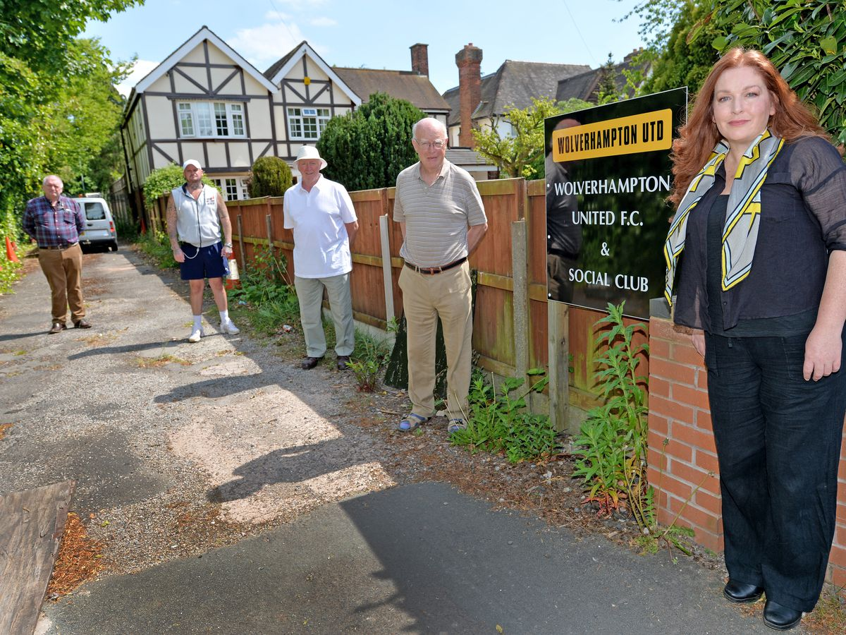 MP Jane Stevenson has backed a campaign for former football pitches to be opened up for public use