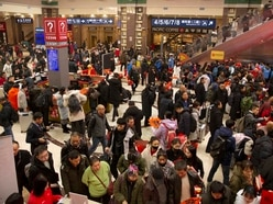 World's biggest migration under way as China prepares for Lunar New Year