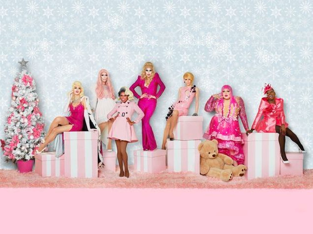 RuPaul's Drag Race stars to feature in Christmas Queens tour