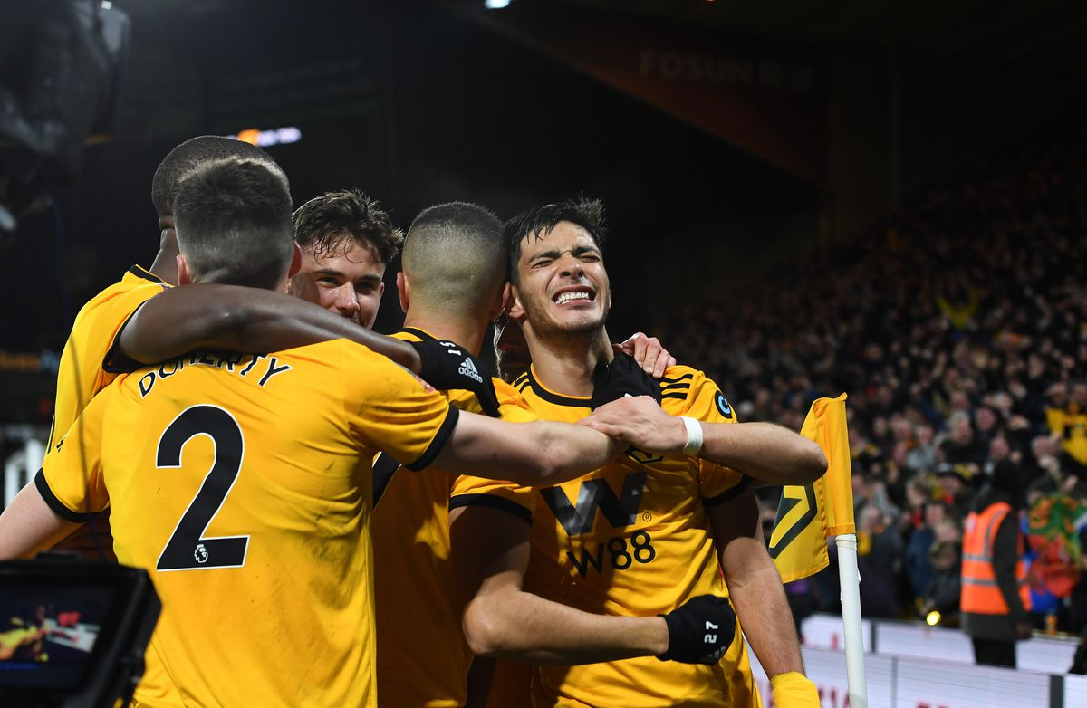 Wolves also had a great FA Cup run and beat Manchester United in the quarter-finals (AMA)