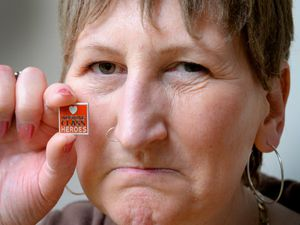 Doreen Tipton promotes the new Working Class Heroes campaign