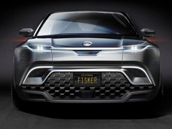 Fisker unveils all-electric SUV concept