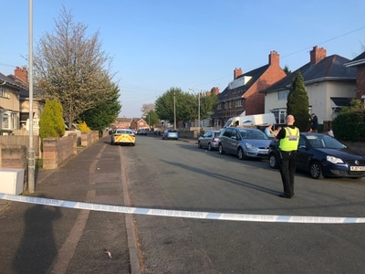 Boy, six, injured in Good Friday shooting in Wolverhampton