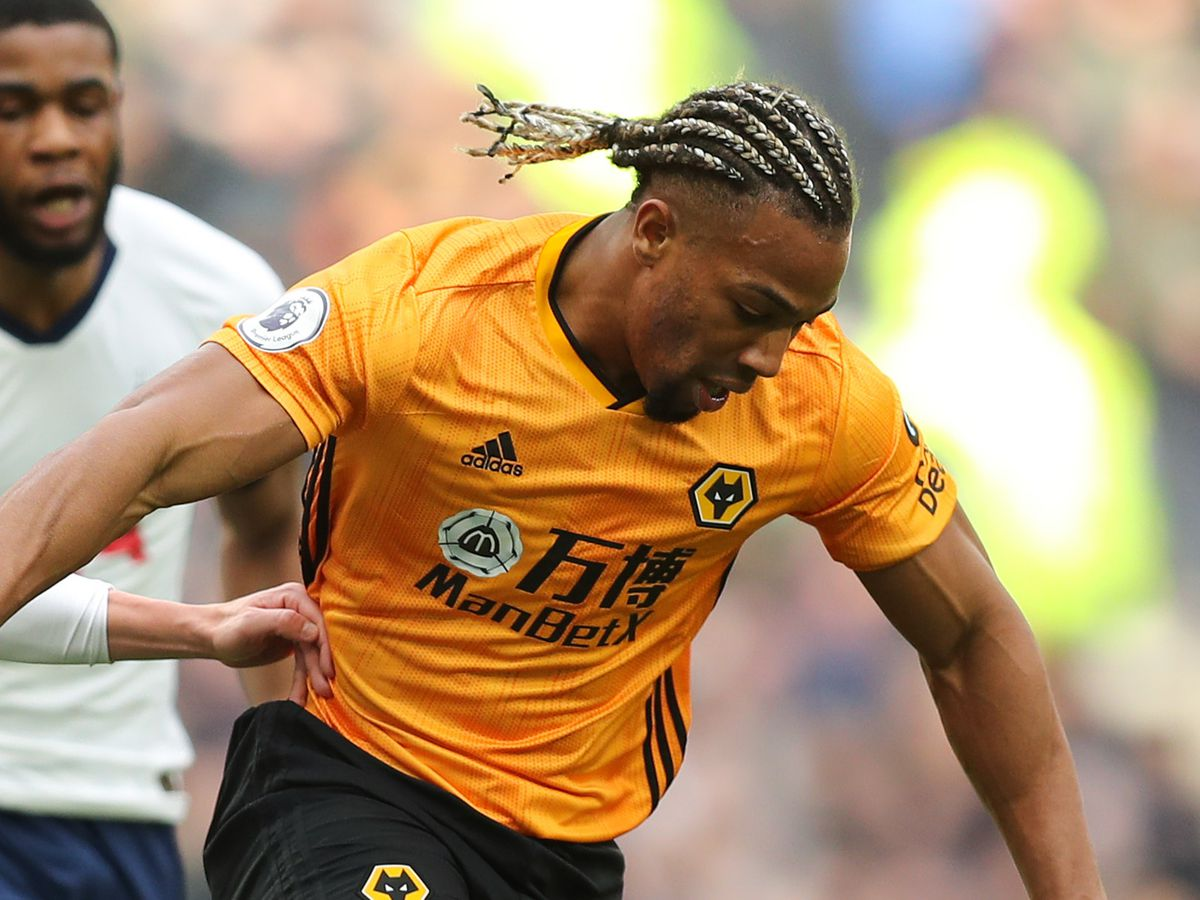 Wolves Adama Traore Nuno Has Given Me Belief Express Star