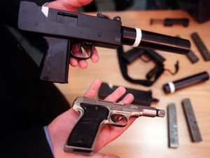 Rising gun crime has sparked fears that parts of the region could become 'no-go areas'