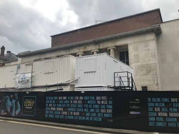 Shaylor Group collapse: Fears over further delays on Wolverhampton Civic Hall work