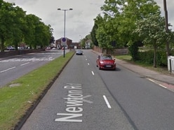Man released amid investigation into five-car West Bromwich crash