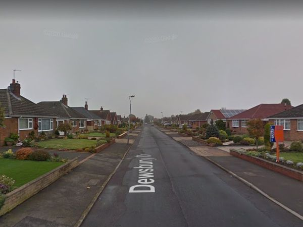 The VW Golf was taken from an address on Dewsbury Drive in Wolverhampton. Photo: Google Street Map