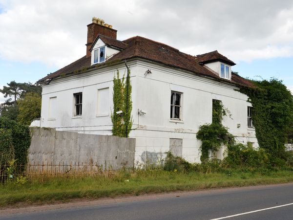 Wheaton Aston Old Hall at Ivetsey Bank was once home to a swingers club