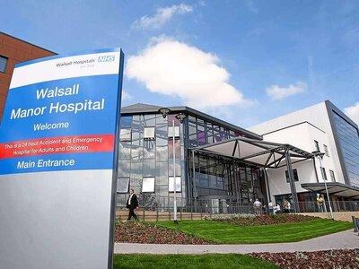 Failing maternity unit is improving at Walsall Manor - inspectors