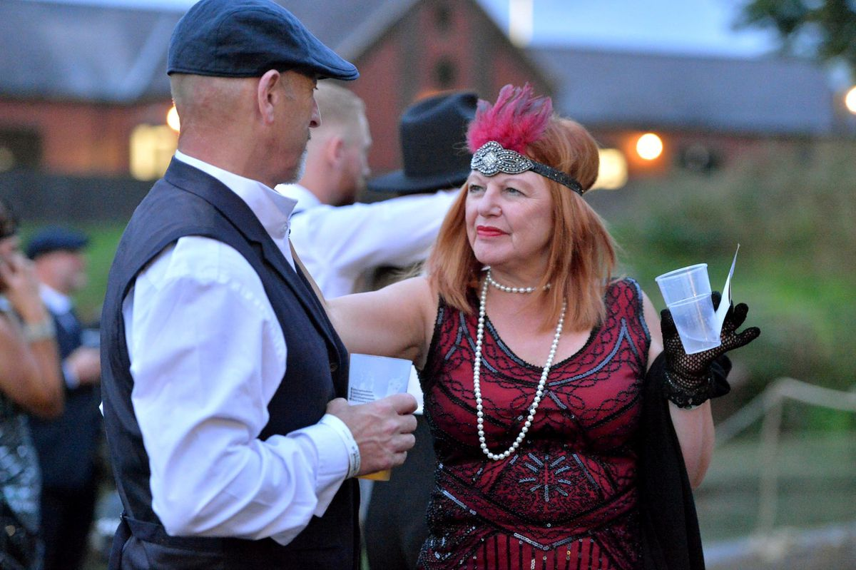 Peaky Blinders night at the Black Country Living Museum