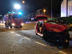 Two children among injured after 'serious' collision in Erdington