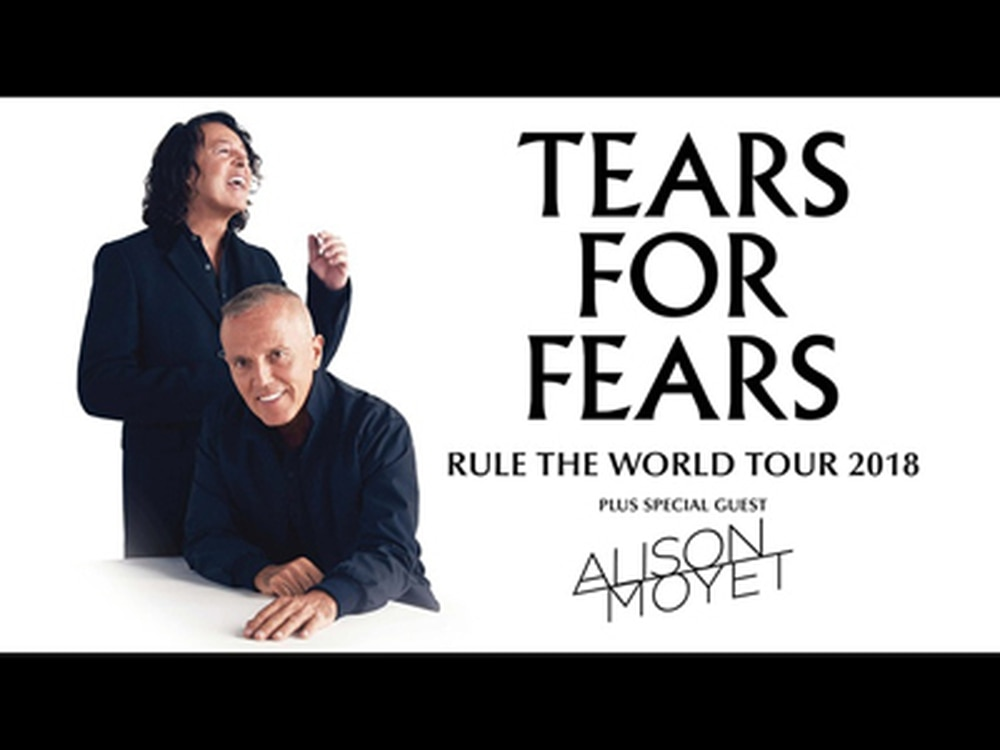 Tears For Fears postpone Birmingham gig due to health issues