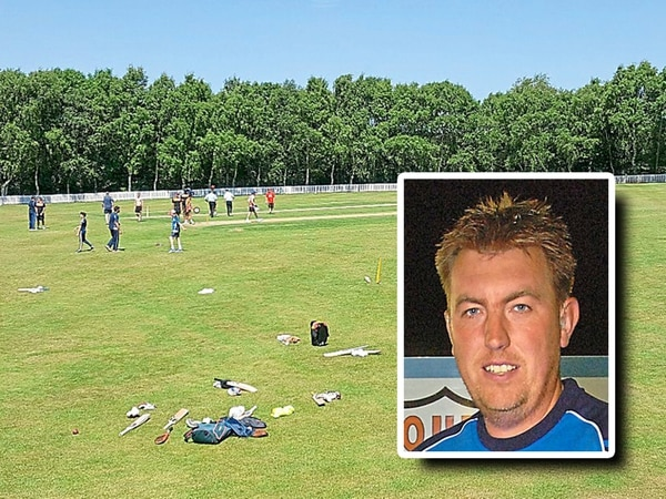 Cricket match row erupts into violence