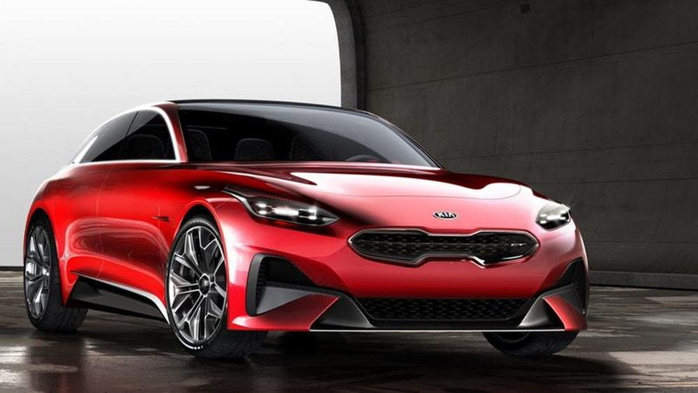 New Kia Pro_cee'd Concept auto previews future Cee'd