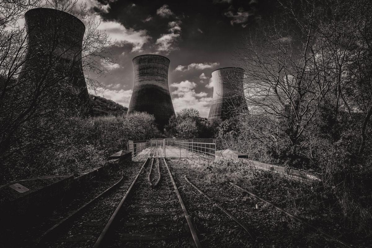 Towers at Ironbridge, Jay Mason-Burns