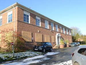 The former Bridgnorth District Council offices were closed when Shropshire Council formed 12 years ago