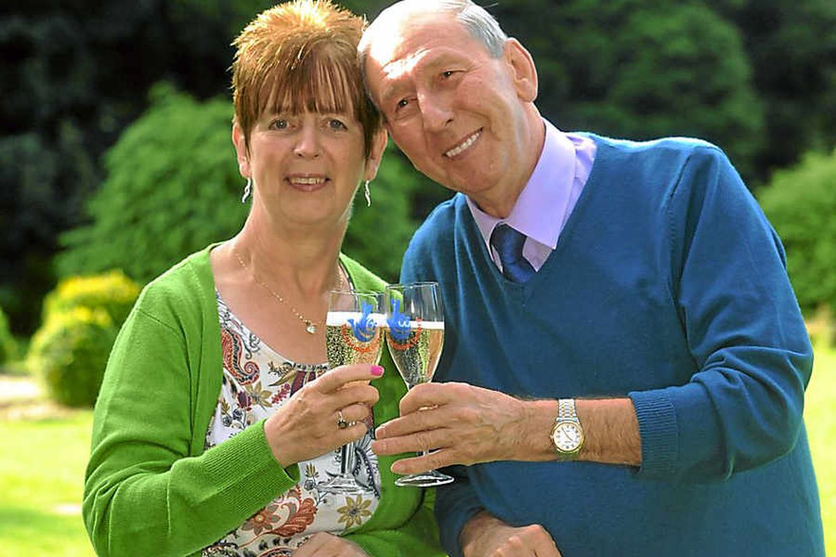 £4m lotto winners buy matching bungalows