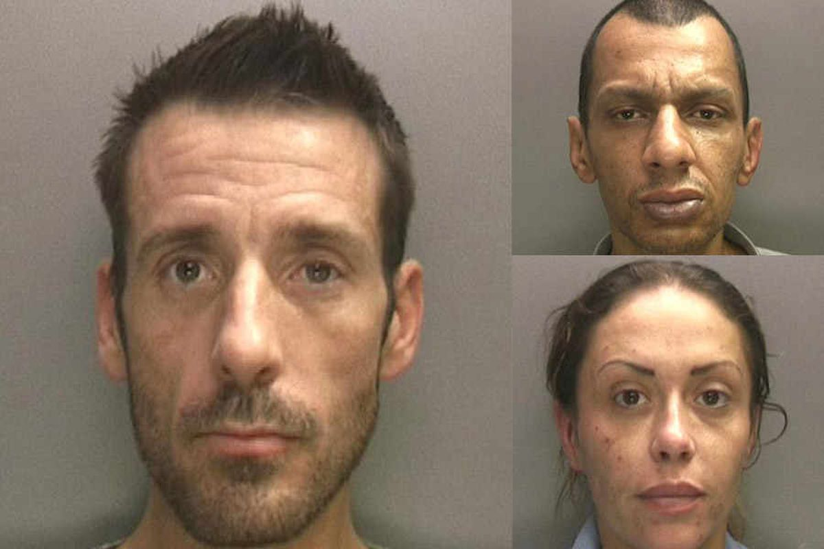 Blindfolded victim threatened with hacksaw and chisel in torture robbery plot