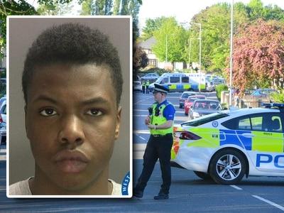 Teenage gunman locked up for eight years over gang shootout on Wolverhampton street