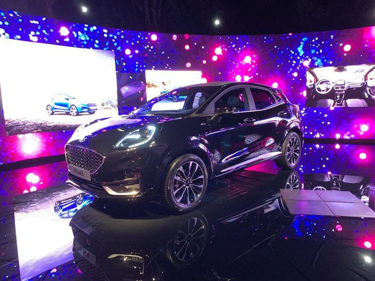 Ford reveals ST-Line X Vignale trim for Puma