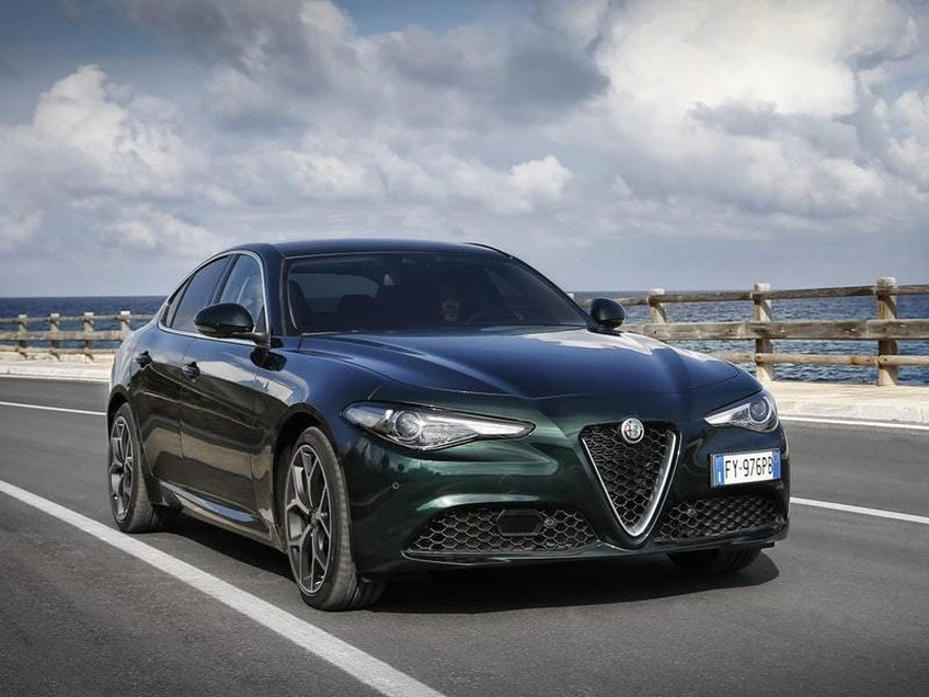 First Drive: A refresh makes the Alfa Romeo Giulia a more-rounded package