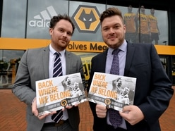 Wolves book flying off the shelves