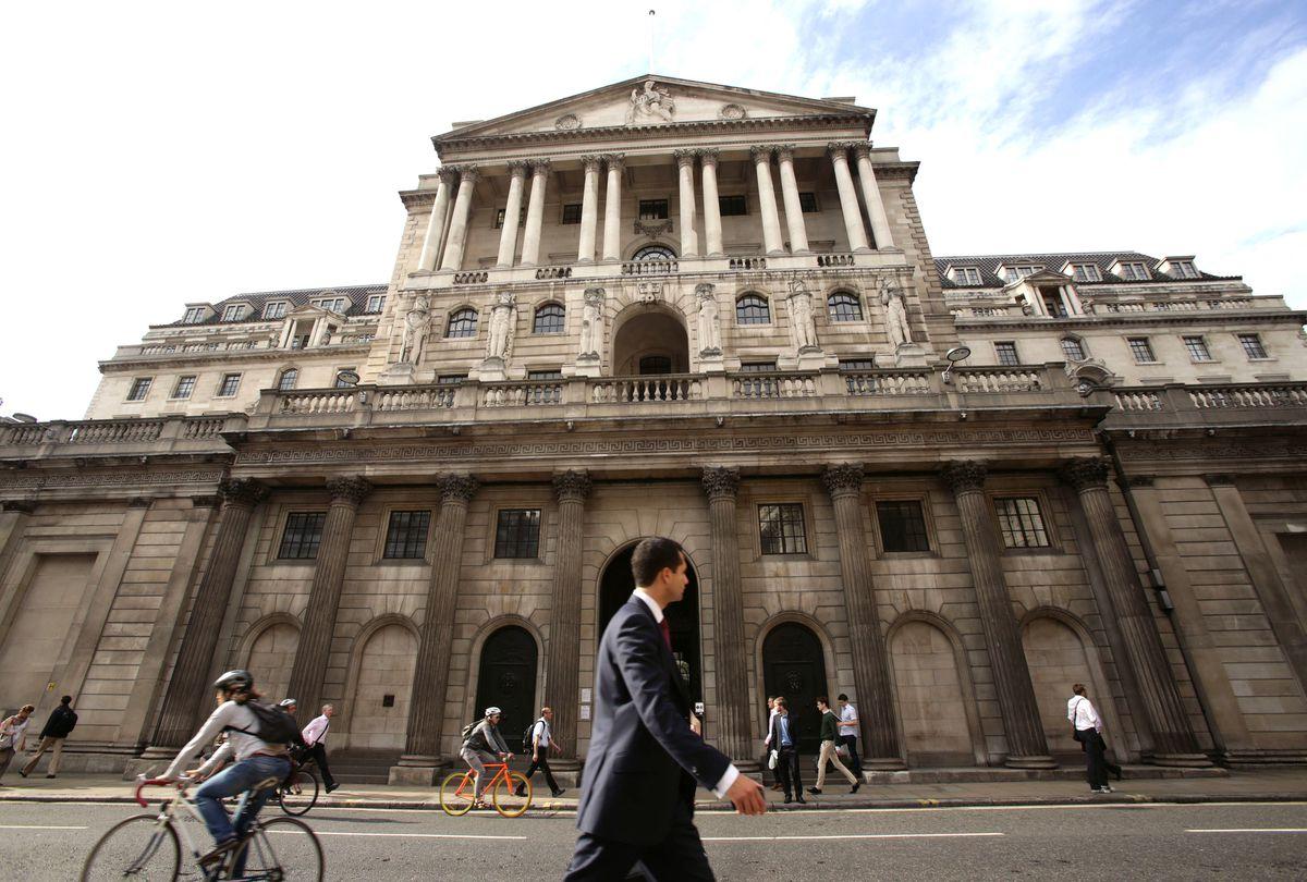 The Bank of England – money tree?