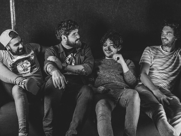West Bromwich and Walsall unsigned band Wood & Nails ready to slow it all down