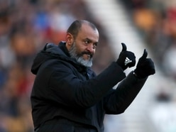 Nuno's pride in Europa League 'building process' for Wolves