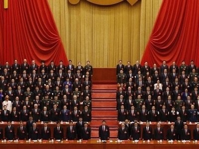 China raises President Xi Jinping's status to most powerful leader in decades