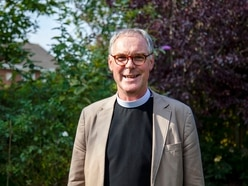 New Area Bishop of Stafford named