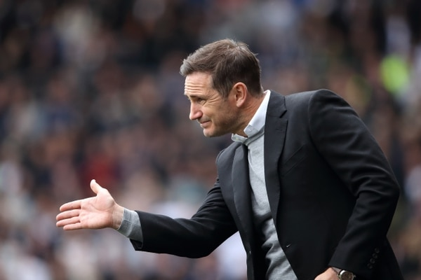 Lampard hoping Derby can follow Chelsea's example as history beckons