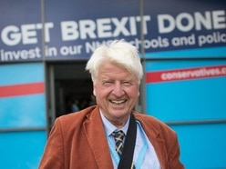 Stanley Johnson criticised for comments on female fighter pilots and burkas