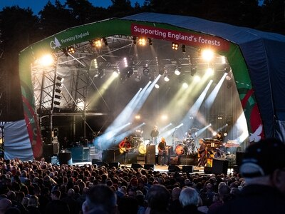 Forest Live concerts at Cannock Chase cancelled due to coronavirus