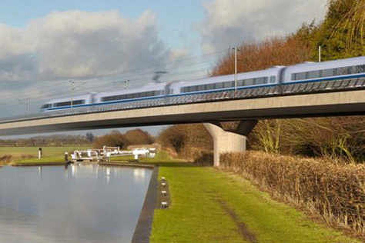 Derailment fears over high speed rail scheme