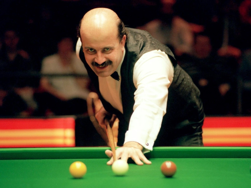 Sporting world mourns death of snooker cult hero, 66