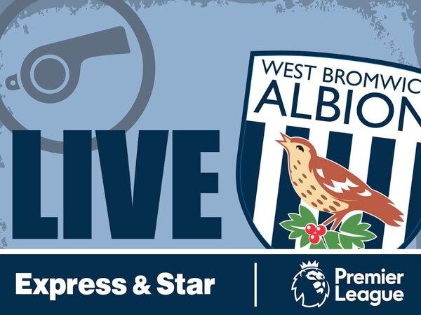 Carabao Cup: West Brom 0 Brentford 0 - LIVE