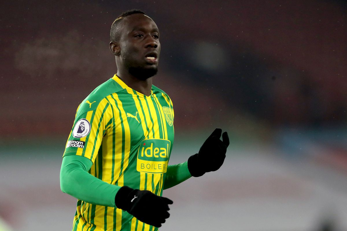 West Brom boss Sam Allardyce encouraged by Mbaye Diagne showing