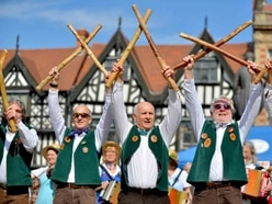 Morris dancers plan a battle with bells on over May Day move