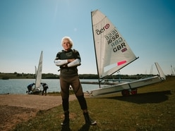 Sailing club returns to the water following lockdown ease
