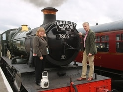Full steam ahead for locomotive charity, thanks to Thursfields Solicitors