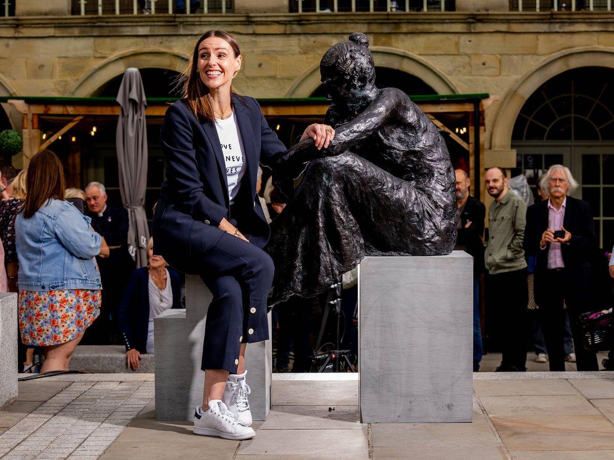 Anne Lister statue