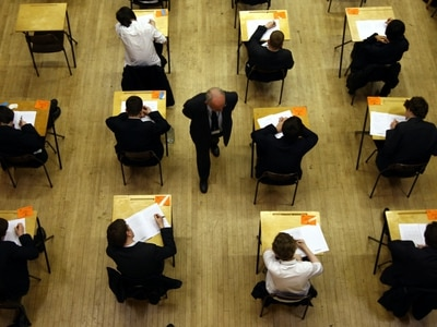 Dates announced for GCSE and A-level exams for students unhappy with grades