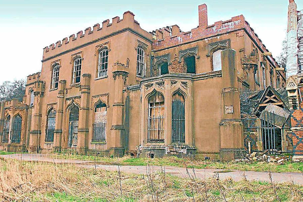 Developers behind Great Barr Hall project say work will leave them out of pocket