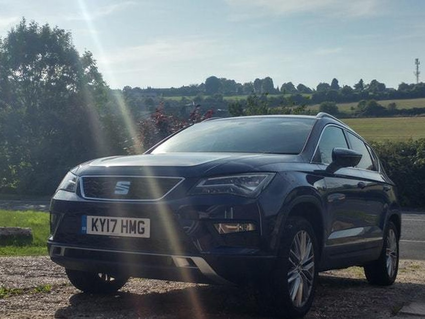 The Seat Ateca proves its worth as the perfect people mover